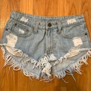 NWOT Carmar Denim Shorts